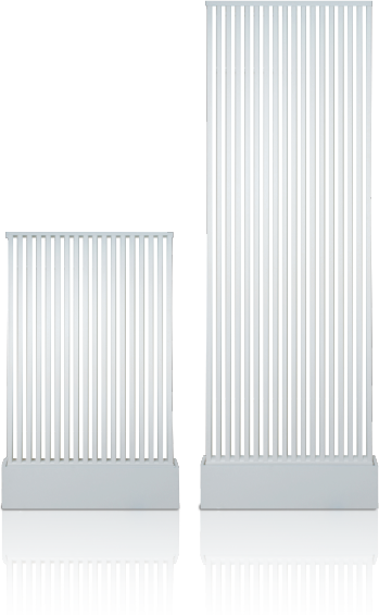 輻射冷暖房システム「パネルシェード」
